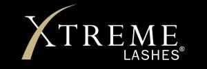 Xtreme Lashes Logo- on Black